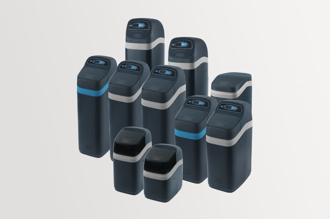 Water Softener eVOLUTION range